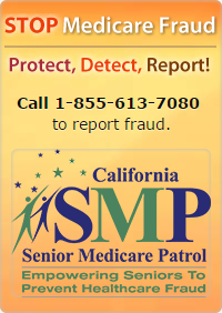 Stop Medicare Fraud graphic