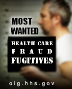 Most Wanted Health Care Fraud Fugitives
