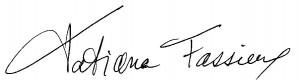 Tatiana's signature