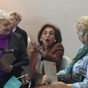 Senior Acting Troupe Ages 60-98 Uses Humor to Educate on Medicare Fraud