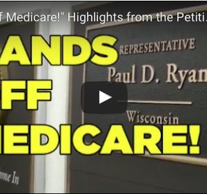 Americans Demand Hands Off Medicare