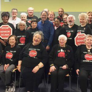 Stop Senior Scams Acting Program Does It Again ~ Preventing Fraud through Skits, Humor & Smiles