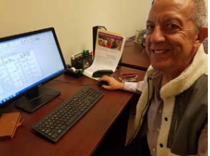 National Volunteer Spotlight Falls on SMP Volunteer, Gary Molina!