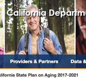 CDA Solicits Comments on California's State Plan on Aging