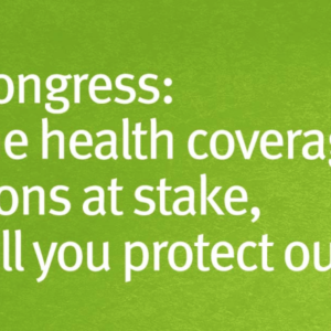 Simple Actions to #ProtectOurCare ~ Stop the American Health Care Act