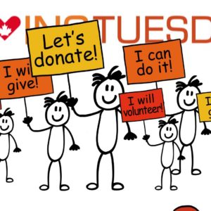 #GivingTuesday, 11/28 ~ A Day to Do Good & Give