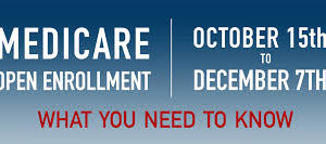 Medicare's Open Enrollment is Here ~ Review Your Medicare Options for 2019!
