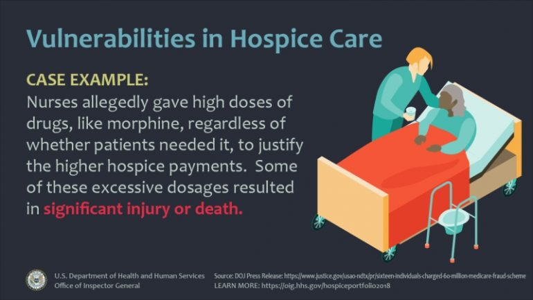 Superb Beneficiaries Pay The Price For Hospice Fraud California Cjindustries Chair Design For Home Cjindustriesco