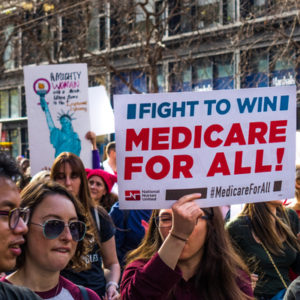 "House of Representatives Holds First ""Medicare-for-All"" Hearing"