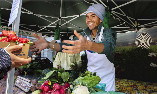 CalFresh Benefits Available to Seniors & People with