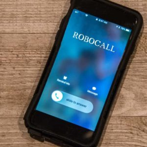 Learn Tips to Stop Illegal Robocalls