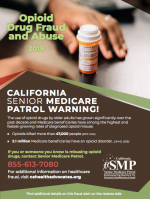 Medicare Fraud Alerts | California Health Advocates