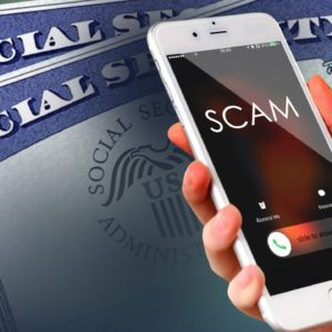 Social Security Phone Scams on the Rise ~ When in Doubt, Hang Up!