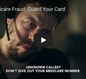 As Medicare Open Enrollment Approaches, Continue to Guard Your Card!