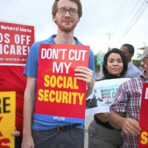 Social Security Needs Our Protection ~ Don't Trust the Trust Act