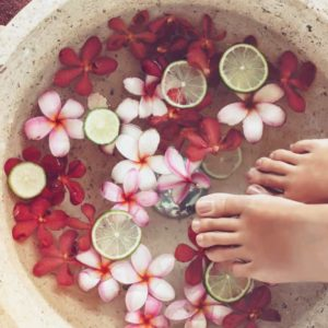 "Beware of Offers for ""Free"" Foot Spas"