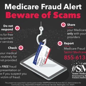 Simple Things You Can Do to Help Stop Medicare Fraud
