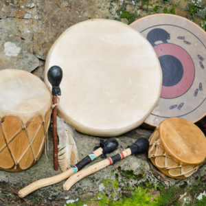 Drumming! It's Good for Your Physical & Mental Health ~ Join Tehama County's Virtual Drumming Circle