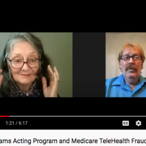 Learn About Medicare's Telehealth Coverage & the Fraud Rising from It
