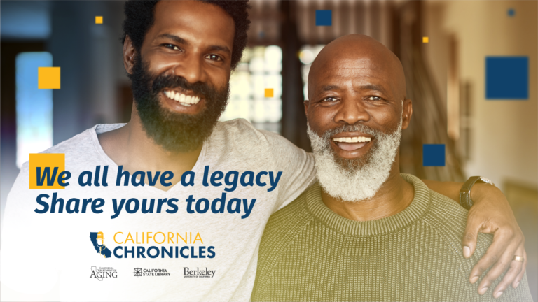We All Have a Legacy ~ Share Yours Today