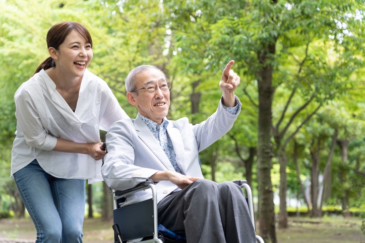 CHA Advocates for Caregiver Support