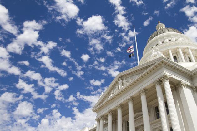 California's State Capitol, Sacramento CA